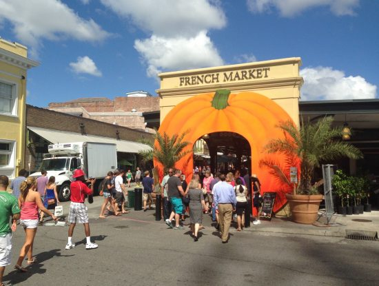 French Market New Orleans farmers market family fun in new orleans