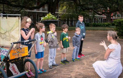 French Quartour Kids New Orleans French Quarter Kid Tours fun in new orleans