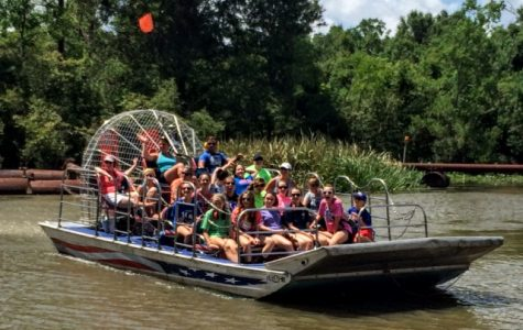 Jean Lafitte New Orleans Airboat Tours family fun in new orleans