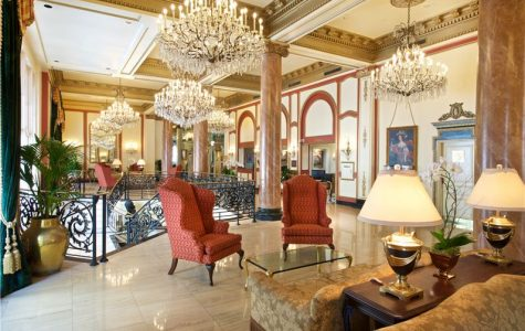 Le Pavillon New Orleans Hotels luxury family fun in new orleans