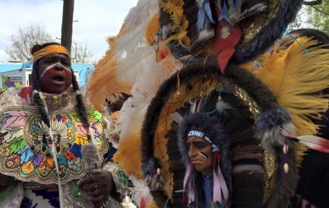 Mardi Gras Indians Spring Festivals New Orleans fun in new orleans