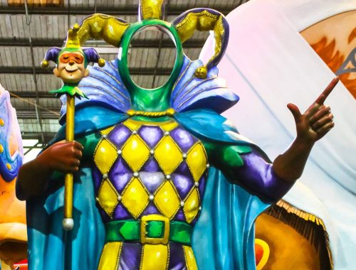 Mardi Gras World museums family fun in new orleans