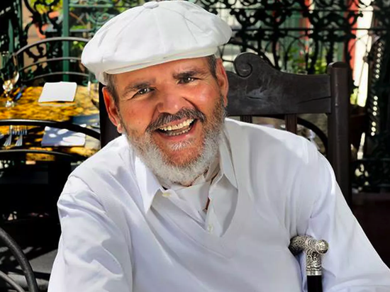 Chef Paul Prudhomme Best New Orleans Restaurants fun in new orleans