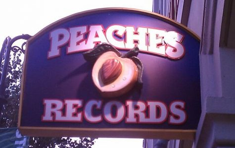 Peaches Records New Orleans music store vinyl fun in new orleans