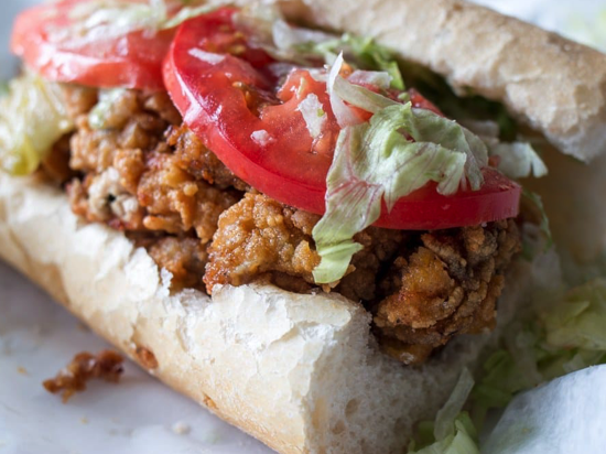 New Orleans poboys FINO