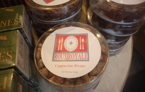 New Orleans souvenir shops Roux Royale fun in new orleans pecans cappuccino