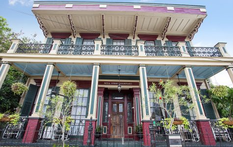 Royal Street Courtyard Bed and Breakfast fun in new orleans