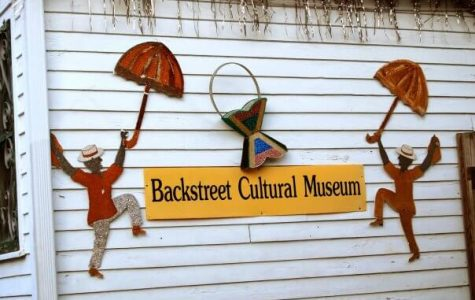 Backstreet Cultural Museum family fun in new orleans