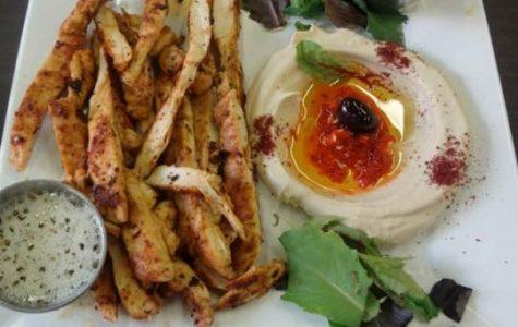 Cleo's Mediterranean New Orleans Restaurants family fun in new orleans
