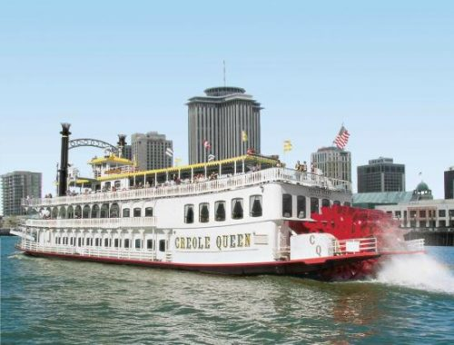 Creole Queen New Orleans Riverboat Tours family fun in new orleans